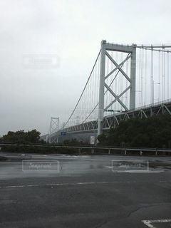 関門橋の写真・画像素材[2452891]