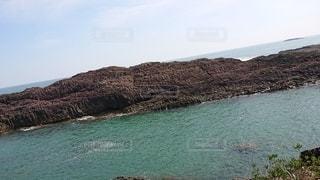 岩場の写真・画像素材[2459993]