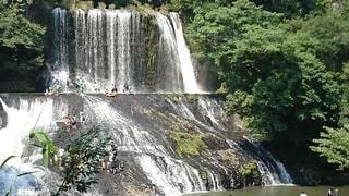 滝の写真・画像素材[2461736]