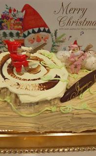 クリスマスケーキの写真・画像素材[2946101]