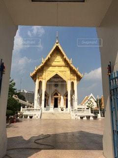 寺院の写真・画像素材[109034]