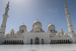 シェイク ・ ザーイド ・ モスクの写真・画像素材[1689807]