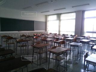教室の写真・画像素材[2460851]