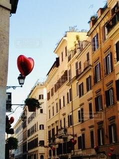 イタリアのバレンタインの写真・画像素材[2681340]