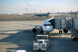 飛行機の写真・画像素材[136442]
