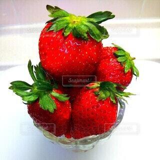 イチゴの写真・画像素材[3768738]