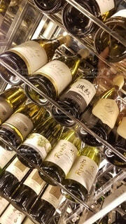 ワイン1本1本の写真・画像素材[4240253]