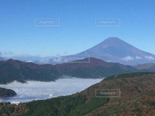 富士を臨むの写真・画像素材[2468408]