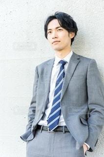 スーツ 男性の写真・画像素材[3170761]