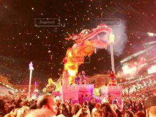 ニースのお祭りの写真・画像素材[2468669]