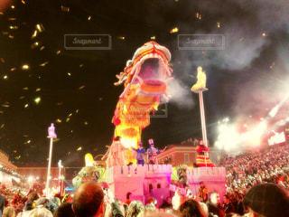 ニースのお祭りの写真・画像素材[2468670]