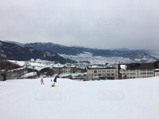 雪景色の写真・画像素材[2473354]