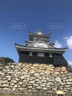 浜松城の写真・画像素材[2509158]