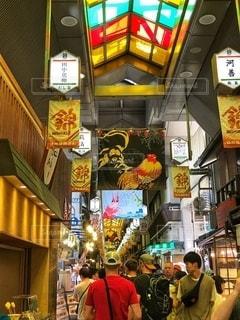 京都錦市場の写真・画像素材[2619773]