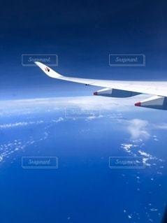 マレーシア航空窓からの写真・画像素材[2622927]