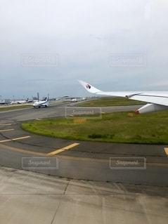 マレーシア航空窓からの写真・画像素材[2622928]