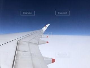 マレーシア航空機窓よりの写真・画像素材[2622930]