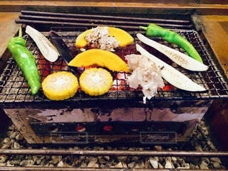 野菜焼きの写真・画像素材[2486759]