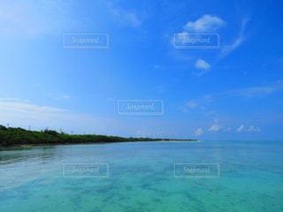 竹富島の海の写真・画像素材[2696412]