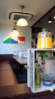 カフェの写真・画像素材[96601]