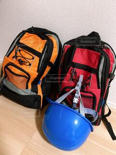 荷物の袋の写真・画像素材[3674130]
