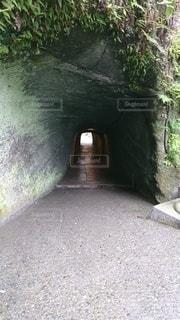 トンネルを抜けると・・の写真・画像素材[3411791]