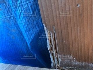 シロアリ被害の恐怖の写真・画像素材[2476389]