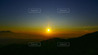 雲海の写真・画像素材[2475420]