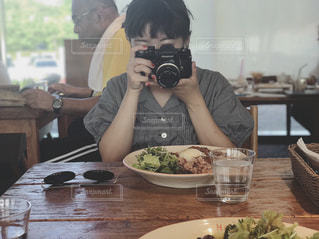 奈良カフェの写真・画像素材[2487427]