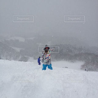 雪の写真・画像素材[2486011]
