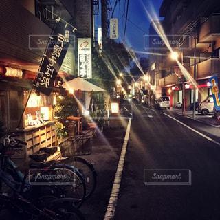 夜の写真・画像素材[442525]