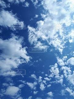 空の青さの写真・画像素材[2480010]
