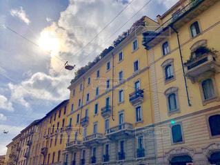 イタリアの街並みの写真・画像素材[2481171]