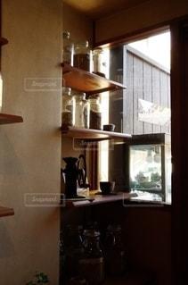 レトロな喫茶店の写真・画像素材[2737545]