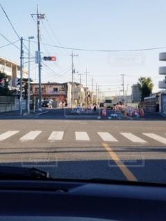 道路工事の写真・画像素材[2765656]
