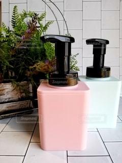 お風呂場、洗面所の風景の写真・画像素材[2816238]
