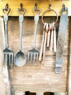 アートな食器達の写真・画像素材[2843620]