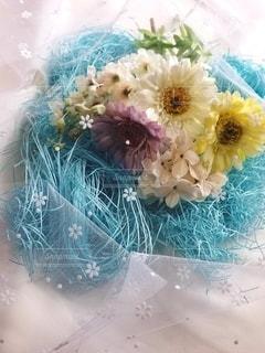 お気に入りの花束を撮りましたの写真・画像素材[3099621]
