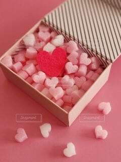 楽しいバレンタインの写真・画像素材[4006571]