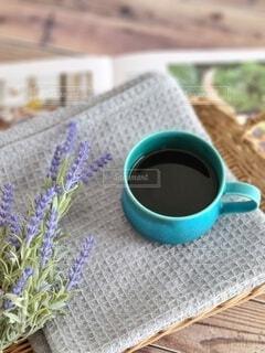コーヒーでブレイクタイムの写真・画像素材[4232017]