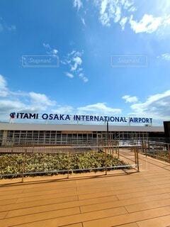 大阪国際空港の写真・画像素材[4345867]