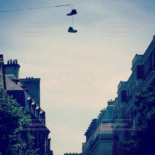 パリの街中の写真・画像素材[2480340]