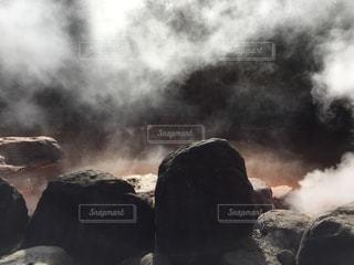 血の池地獄の写真・画像素材[2495696]