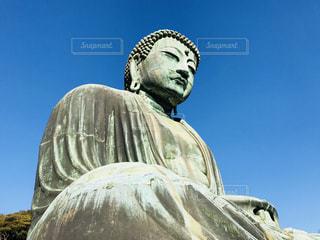 鎌倉大仏の写真・画像素材[2654584]