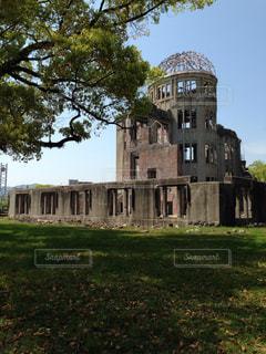 広島原爆ドームの写真・画像素材[2484183]