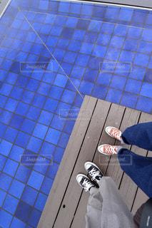 靴と水の写真・画像素材[2484490]