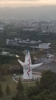Osaka wheelからの写真・画像素材[2584115]