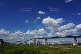 なみはや大橋の写真・画像素材[2486848]
