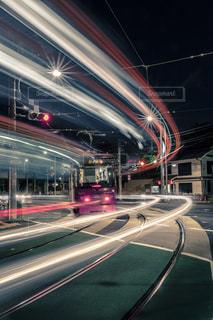 都電荒川線の写真・画像素材[2487519]