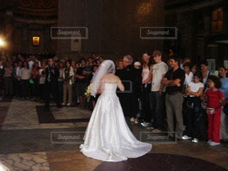 花嫁の写真・画像素材[95787]